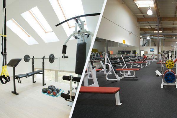 Home Gym vs Gym